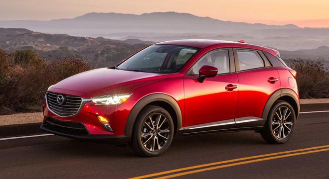 Mazda cx3 pricing