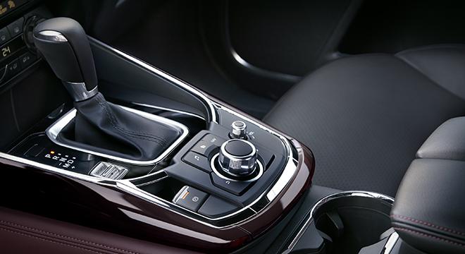 2018 Mazda CX-9 command rotary