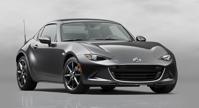 2018 Mazda MX-5 RF front