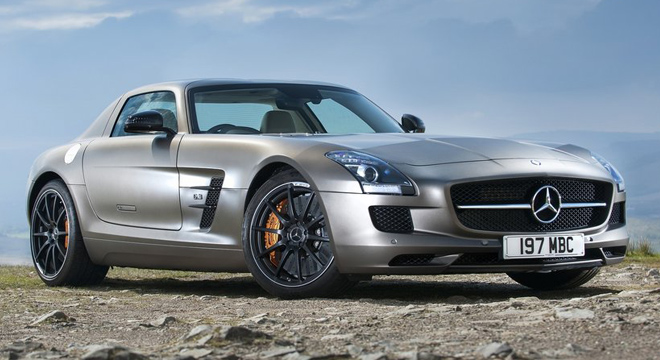 Mercedes Benz Sls Class Sls Amg 2019 Philippines Price Specs