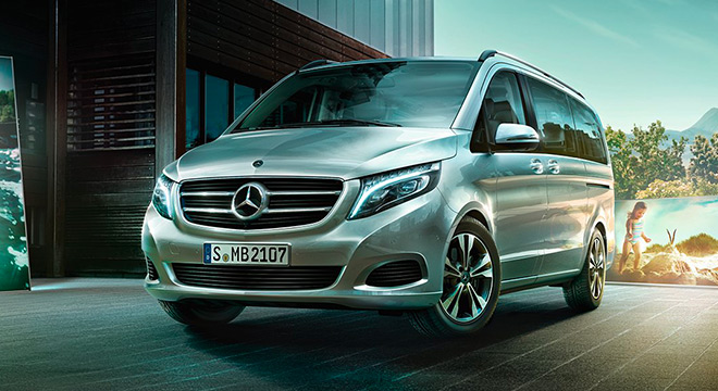 Mercedes benz v class 2018 philippines price specs for Mercedes benz philippines price list