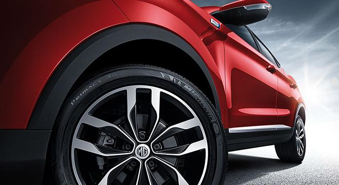 2018 MG RX5 wheel