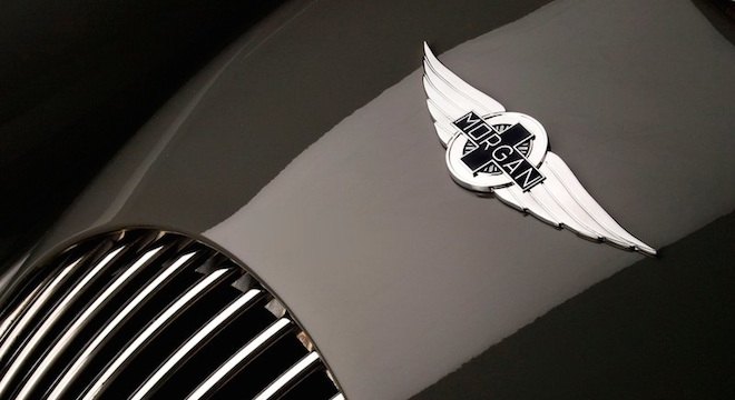 2018 Morgan 4/4 1.6L logo