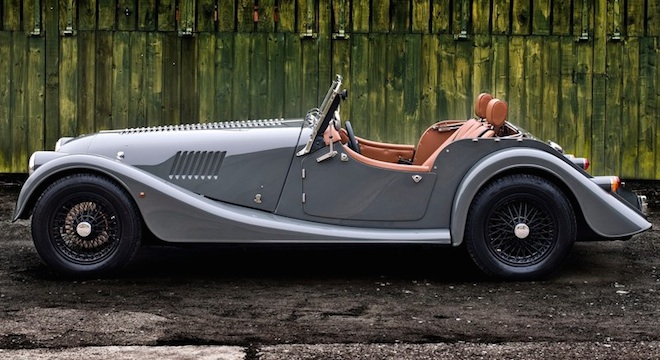 2018 Morgan 4/4 1.6L side