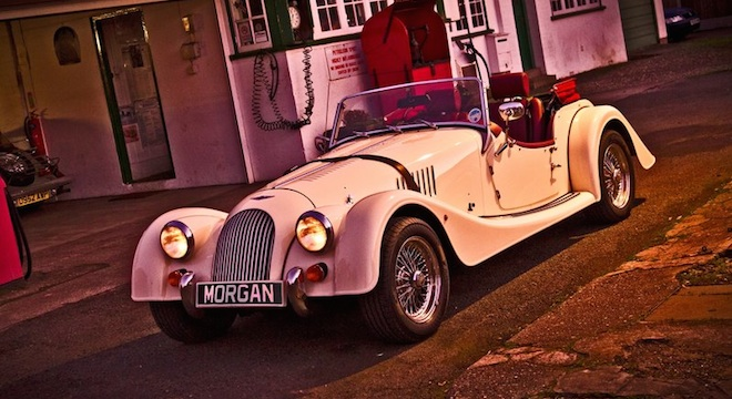 2018 Morgan Plus 4 2.0L