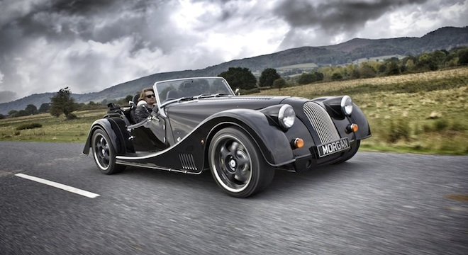 2018 Morgan Plus 8 4.8L