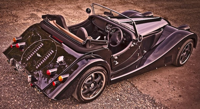 2018 Morgan Plus 8 4.8L rear