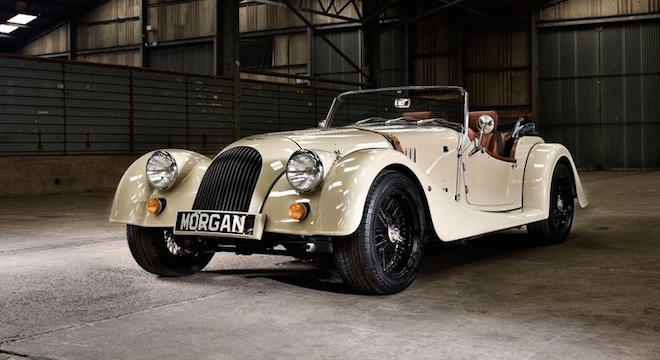 2018 Morgan Roadster 3.7L