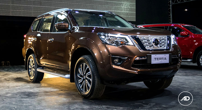 Nissan Terra 2019, Philippines Price, Specs & Official