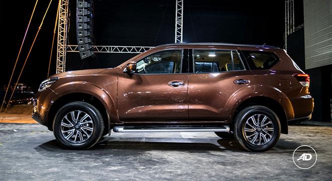 Nissan Terra 2019, Philippines Price & Specs