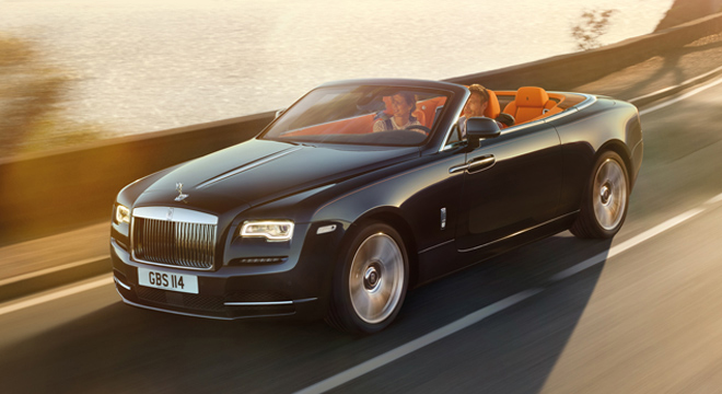 2018 Rolls-Royce Dawn Philippines black
