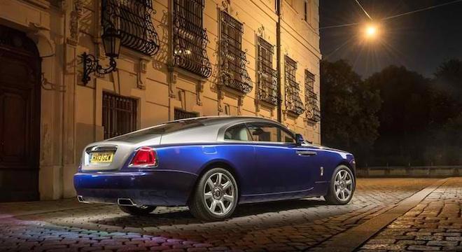 2018 Rolls-Royce Wraith Philippines brand new