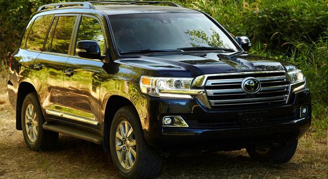 2018 Toyota Land Cruiser 200 Philippines