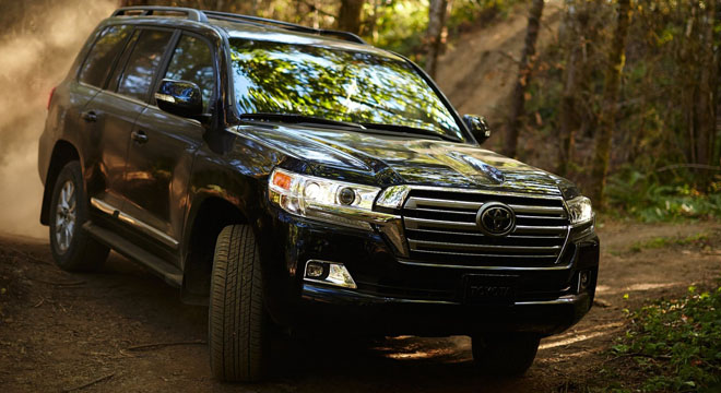2018 Toyota Land Cruiser 200 Philippines Off Road