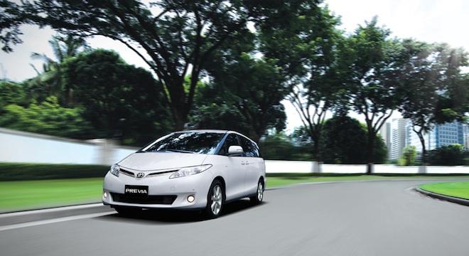 2018 Toyota Previa Philippines Brand New