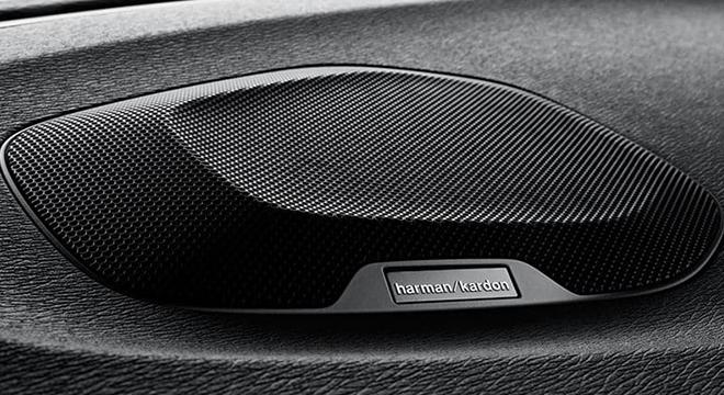 2018 Volvo S60 speakers