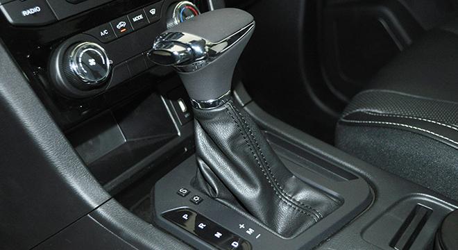 2019 BAIC M60 gear stick