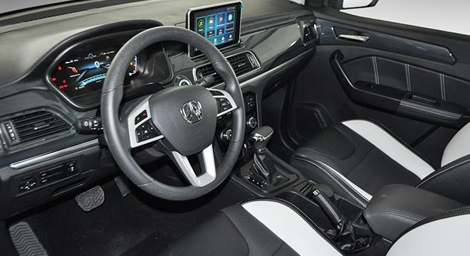 2019 BAIC M60 steering wheel