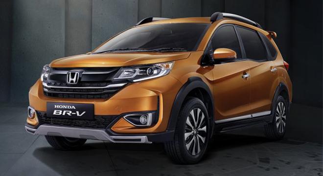 Honda BR-V 2019, Philippines Price & Specs | AutoDeal