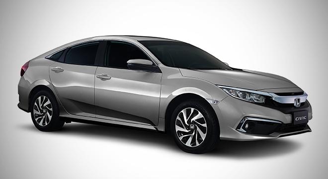 2019 Honda Civic 1.8