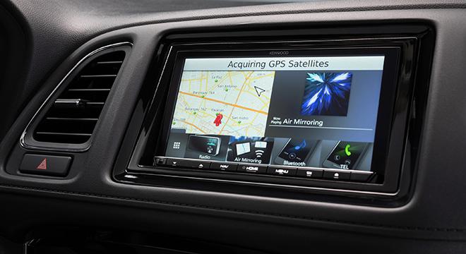 2019 Honda HR-V infotainment