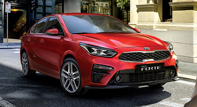 Kia Forte 1 6 Ex At 2020 Philippines Price Specs Autodeal