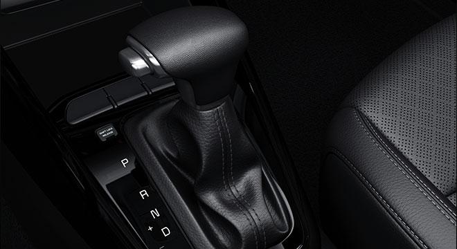 2019 Kia Rio Interior  automatic shifter
