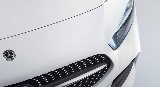 2019 Mercedes-Benz A-Class front