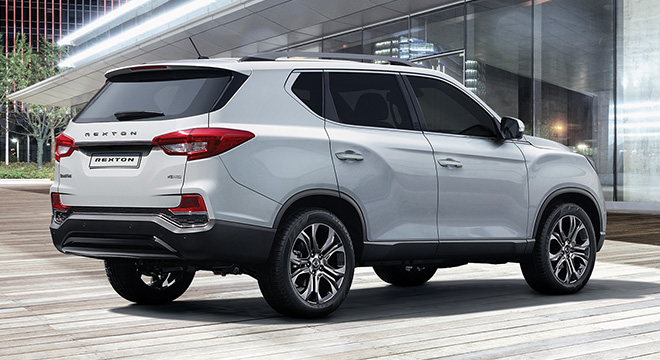 2019 SsangYong Rexton Philippines