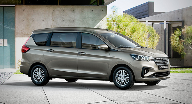 Suzuki Ertiga Gl 1 4 At 2019 Philippines Price Specs Autodeal