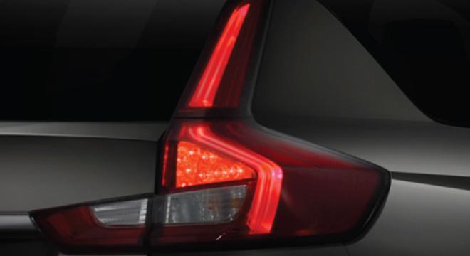 2019 Suzuki Ertiga taillight