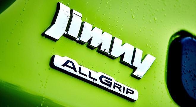 2019 Suzuki Jimny All Grip Pro