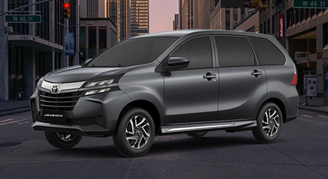 Toyota Avanza 1.3 E AT 2019, Philippines Price & Specs