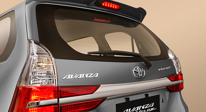 2019 Toyota Avanza Philippines