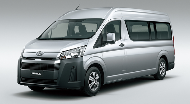 Toyota Hiace 2019 Philippines Price Specs Amp Official