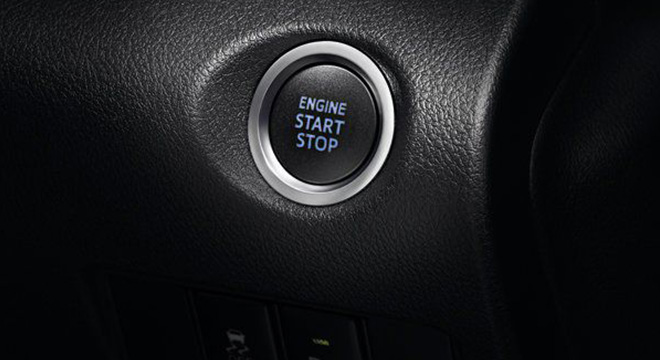 2019 Toyota Vios Philippines push start