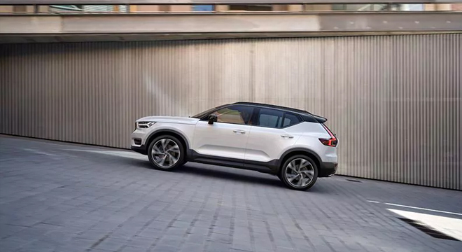 2019 Volvo XC40 hill-hold assist