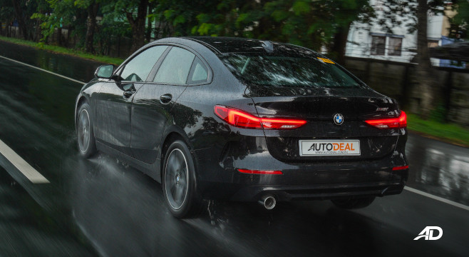 2020 BMW 2 Series Gran Coupe Philippines Rear Rolling Rain