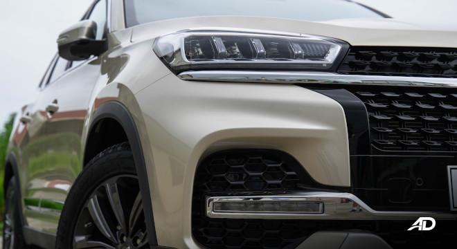 2020 Chery Tiggo 8 Philippines Exterior Front Headlight