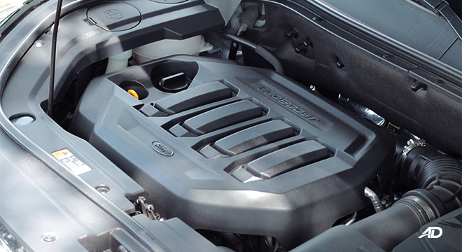 2020 Ford Territory engine Philippines