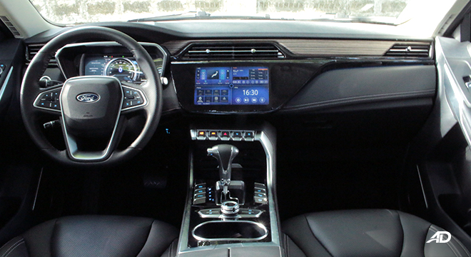 2020 Ford Territory interior dashboard Philippines