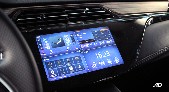 2020 Ford Territory interior infotainment system Philippines