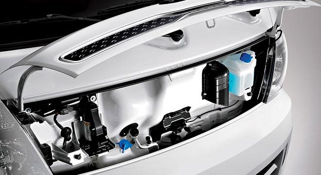 2020 Kia K2500 exterior hood