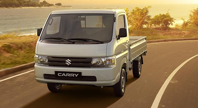 2020 Suzuki Carry exterior press photo