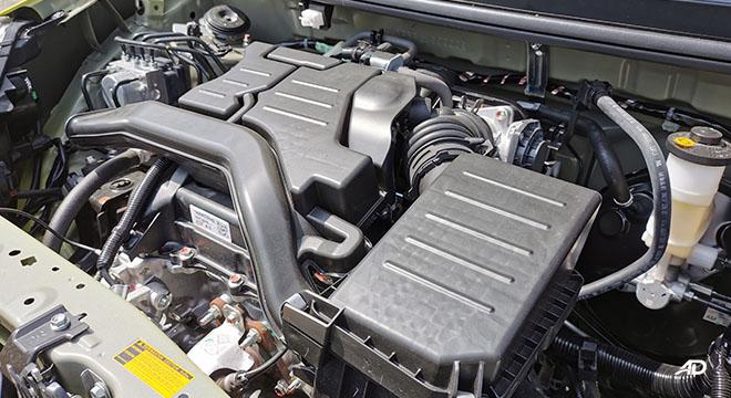 2020 Toyota Wigo TRD S enginebay