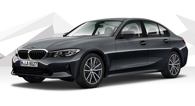 2021 BMW 318i Sport