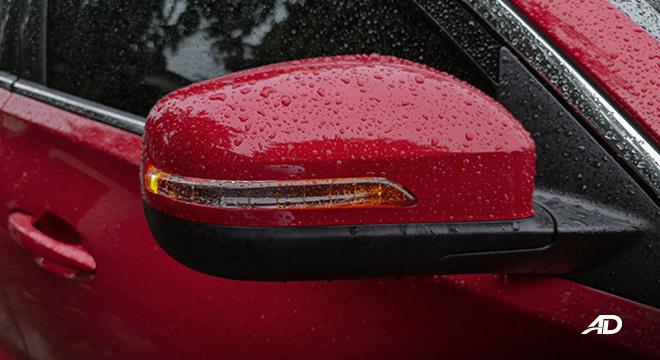2021 Chery Tiggo 7 Pro exterior side mirror Philippines