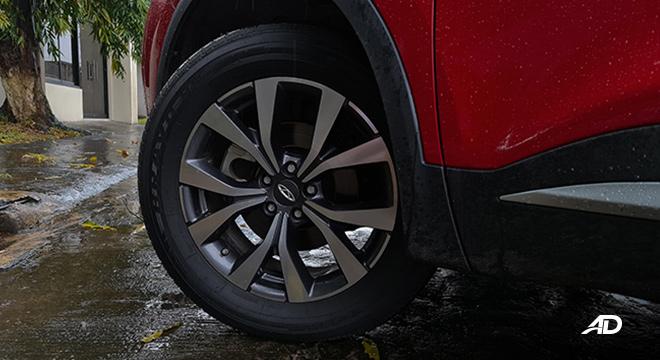 2021 Chery Tiggo 7 Pro exterior wheels Philippines