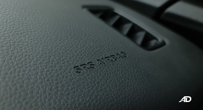 2021 Chery Tiggo 7 Pro interior airbag Philippines
