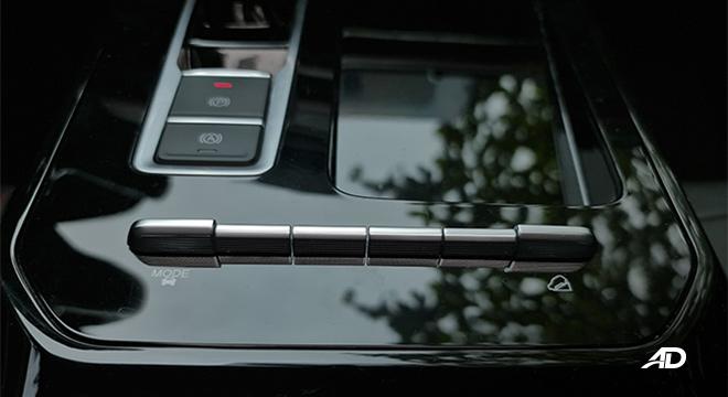 2021 Chery Tiggo 7 Pro interior buttons Philippines